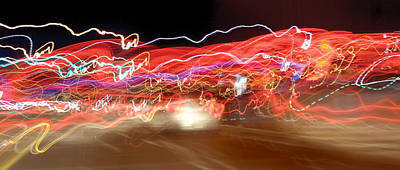 1-war Is Hell Royalty Free Images - Dancing Light streaks-2 Royalty-Free Image by Steve Somerville