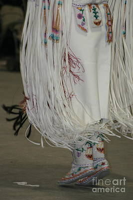Photograph - Dancing Moccasins by Kate Purdy