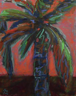 Kids Alphabet - Dancing Palm by Ann Lutz