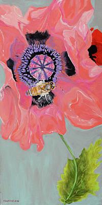 Studio Grafika Zodiac - Dancing Pink Bee by Pamela Trueblood