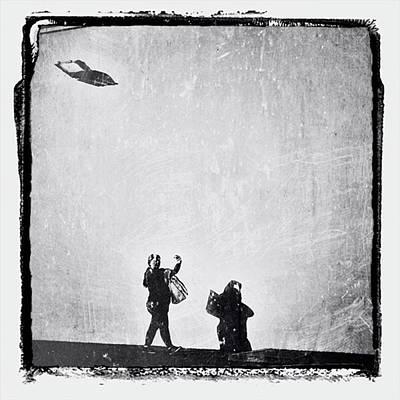 Photograph - Dancing Shadow  Visit My Website: by Siegfried Ferlin