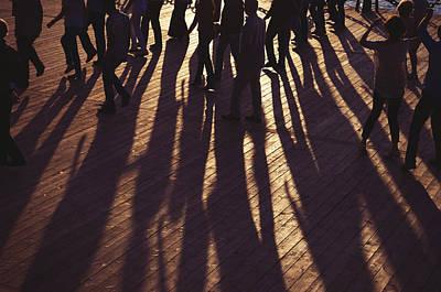 Beautifull Photograph - Dancing Shadows by Konstantin Sevostyanov