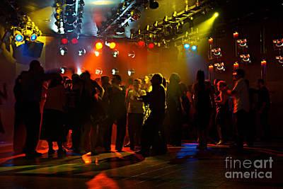 Dancing To The Music Original