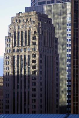 Photograph - Dane Tower by David Ralph Johnson