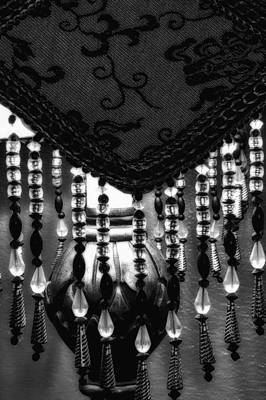 Photograph - Dangles Bw by Newel Hunter