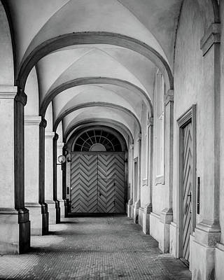Photograph - Danish Vault by Michael Niessen