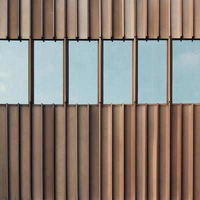 Photograph - Danish Windows 1 by Stuart Allen
