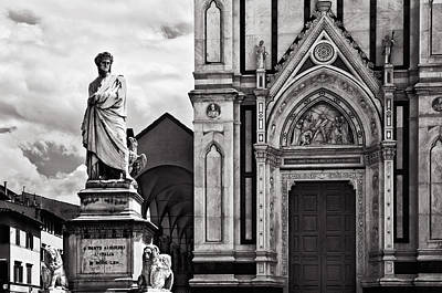 Photograph - Dante At The Church by Mick Burkey