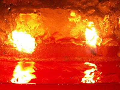 Venus Doom Photograph - Dante's Inferno Photos Thirty Five Warring Nations by Sean Gautreaux
