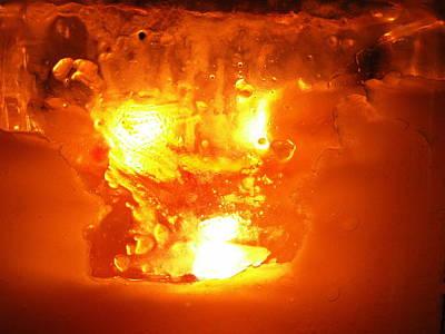Venus Doom Photograph - Dante's Inferno Photos Twenty Eight Halloween  by Sean Gautreaux