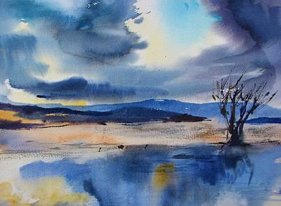 Danube River Original by Svilen Dimitrov