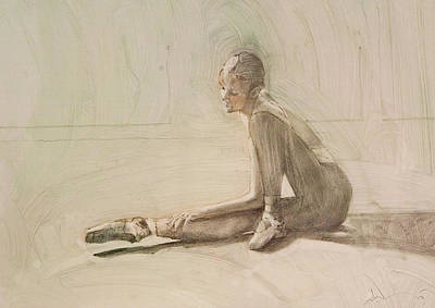Darcey Bussell Roh 2000 Study 3 Original
