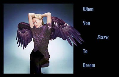 Photograph - Dare To Dream by Dolores Kaufman