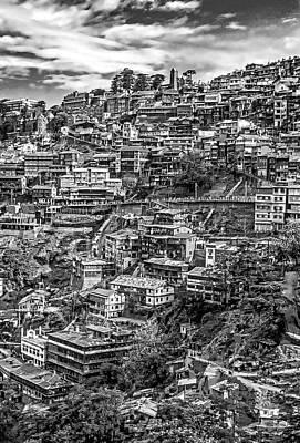 Staff Picks Judy Bernier - Darjeeling monochrome by Steve Harrington