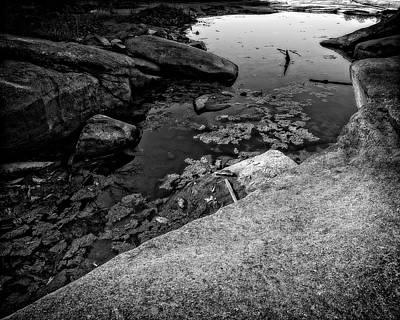 Photograph - Dark And Light by Alan Raasch