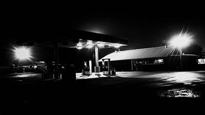 Photograph - Dark And Lonely by Philip A Swiderski Jr