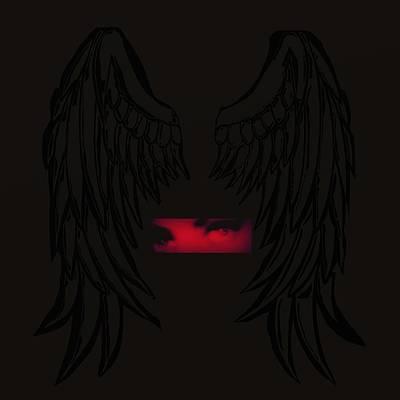 Dark Angel Art Print
