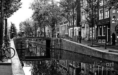 Photograph - Dark Canal 2014 by John Rizzuto