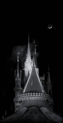 Photograph - Dark Castle by Mark Andrew Thomas