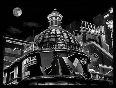 Dark City - The Killer Phantom Original by Daniel Arrhakis