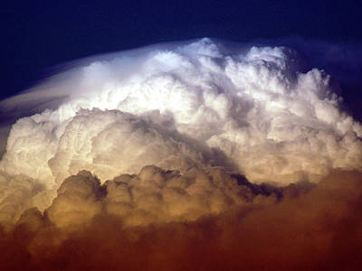 Dark Clouds Art Print by Graham Taylor