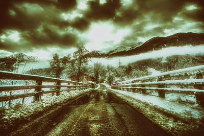 Photograph - Dark Days Of Winter by Skitterphoto