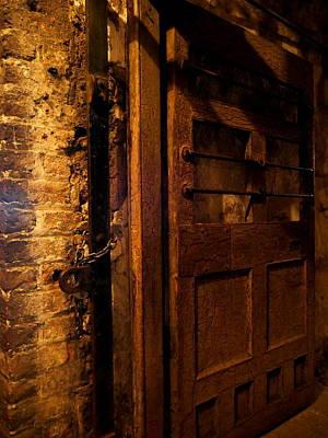 Photograph - Dark Door To Where? by Lexa Harpell