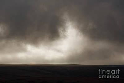 Photograph - Dark Dramatic Sky by Clayton Bastiani