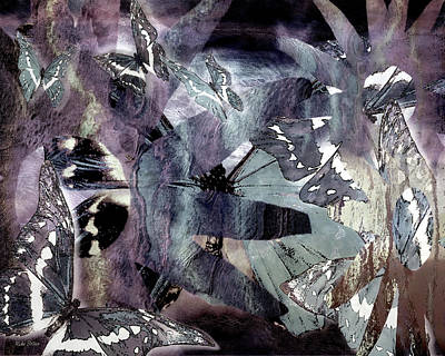 Digital Art - Dark Dream by Mike Braun