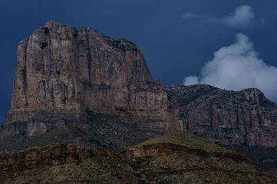 Photograph - Dark El Capitan by Tikvah's Hope
