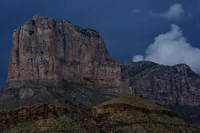 Photograph - Dark El Capitan by Tikvah's Hope
