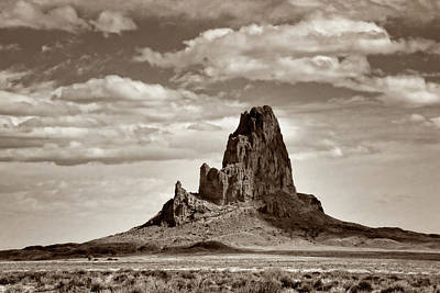 Photograph - Dark Fortress by Leda Robertson