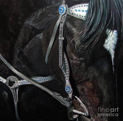 Painting - Dark Gem by Heidi Parmelee-Pratt