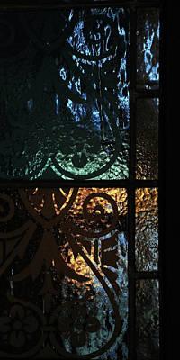 Photograph - Dark Glass by Cora Wandel