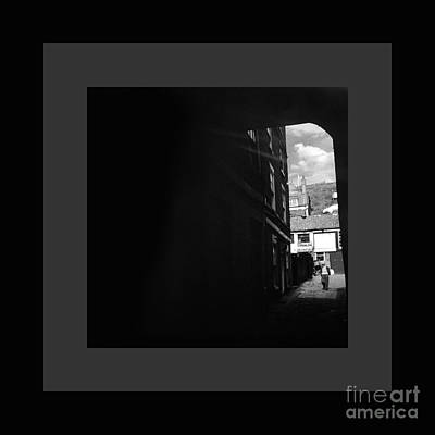 Photograph - Dark Glimpses 2 by Paul Davenport
