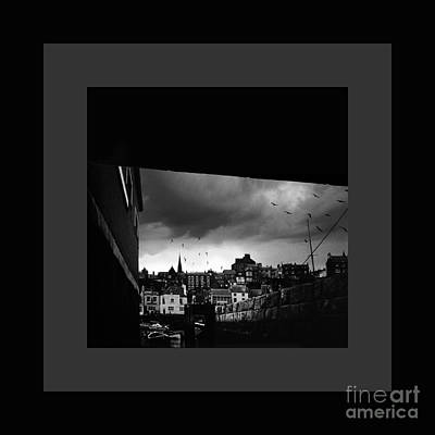 Photograph - Dark Glimpses 3 by Paul Davenport