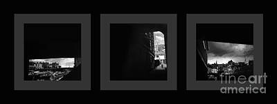 Photograph - Dark Glimpses by Paul Davenport