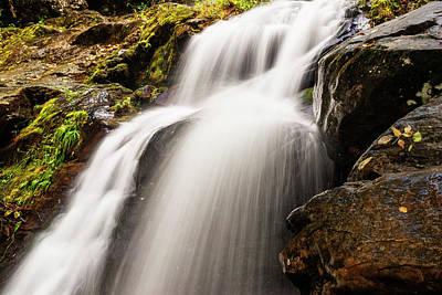 Photograph - Dark Hollow Waterfall by Vishwanath Bhat