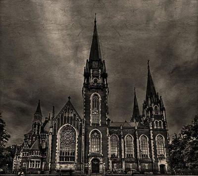 Photograph - Dark Kingdom by Evelina Kremsdorf