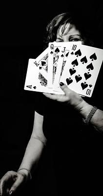 Photograph - Dark Lady by Bruce Carpenter