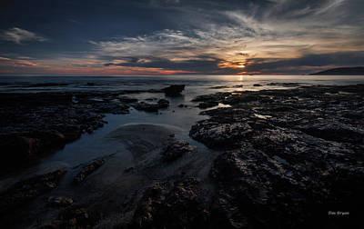 Photograph - Dark  Light by Tim Bryan
