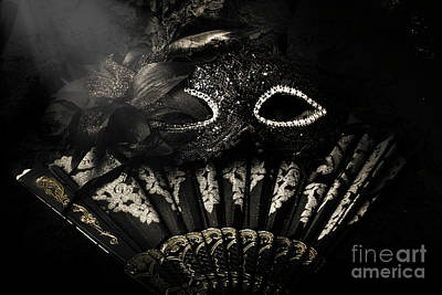 Carnival Wall Art - Photograph - Dark Night Carnival Affair by Jorgo Photography - Wall Art Gallery