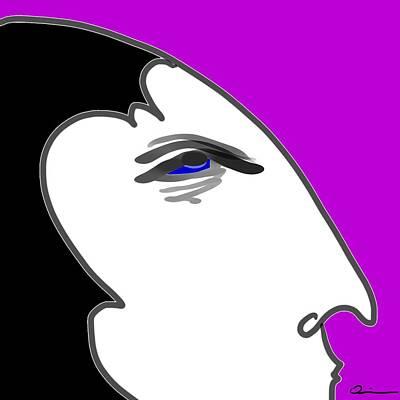 Dark Prince Art Print