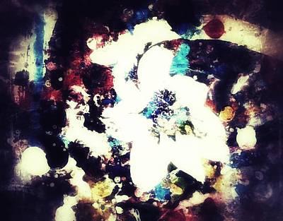 Digital Art - Dark Romance by Isabella F Abbie Shores