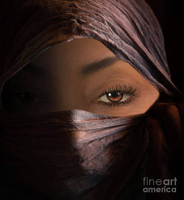Art Print featuring the photograph Dark Secrets by Jim  Hatch