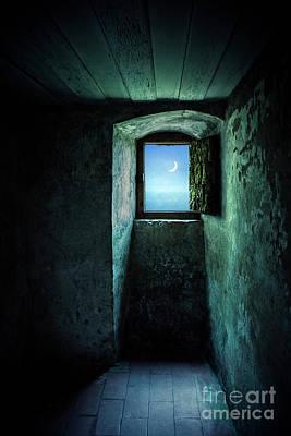 Photograph - Dark Silence by Evelina Kremsdorf