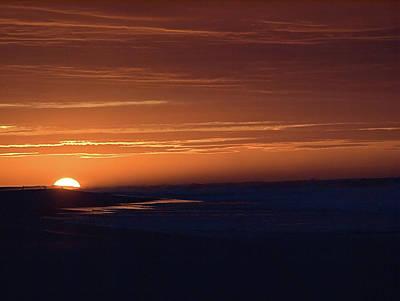Photograph - Dark Sunrise I I I by Newwwman