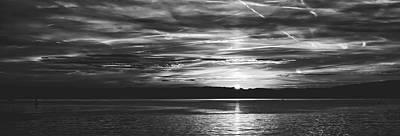 Photograph - Dark Sunset by Pixabay