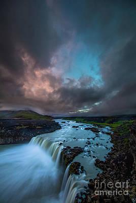 Photograph - Dark Water by Inge Johnsson