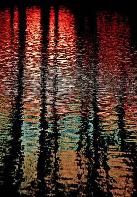 Photograph - Dark Waters by Gillis Cone